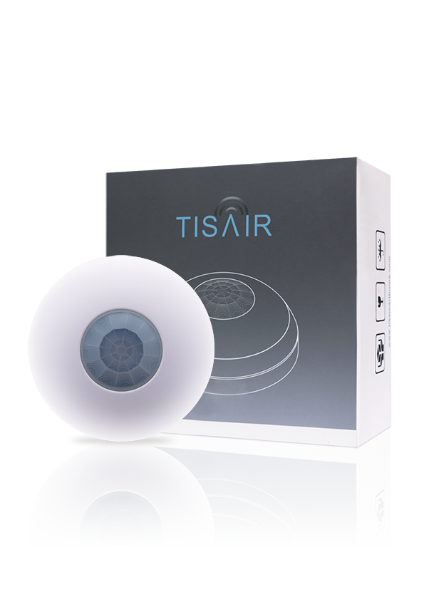 Wifi AIR PIR 2 Relay–TIS automation technology