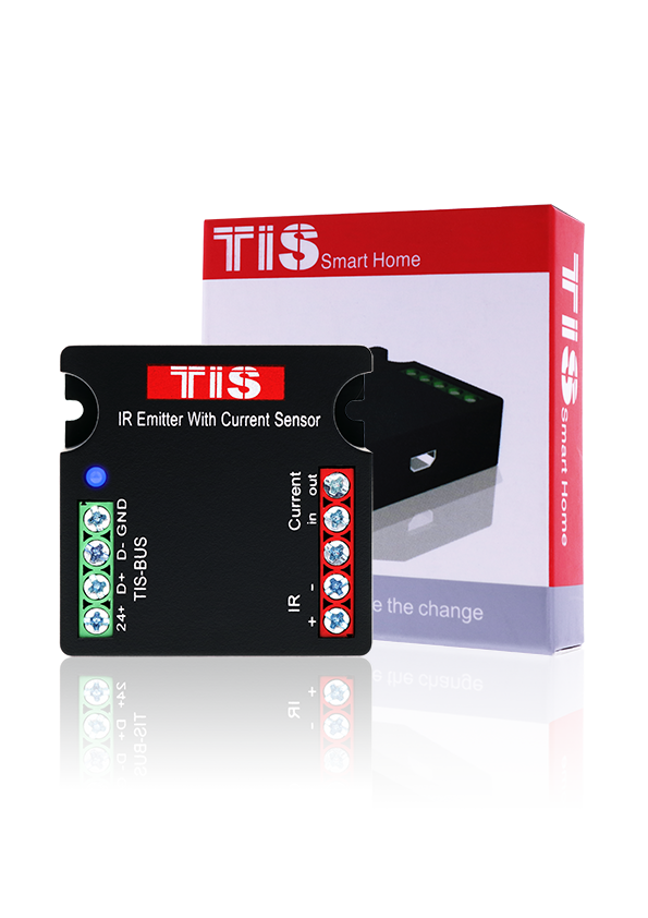 IR Emitter, Home theater appliances control by TIS