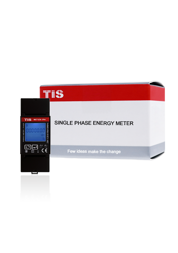 TIS Energy Meter- Monitor and calculate your consumption