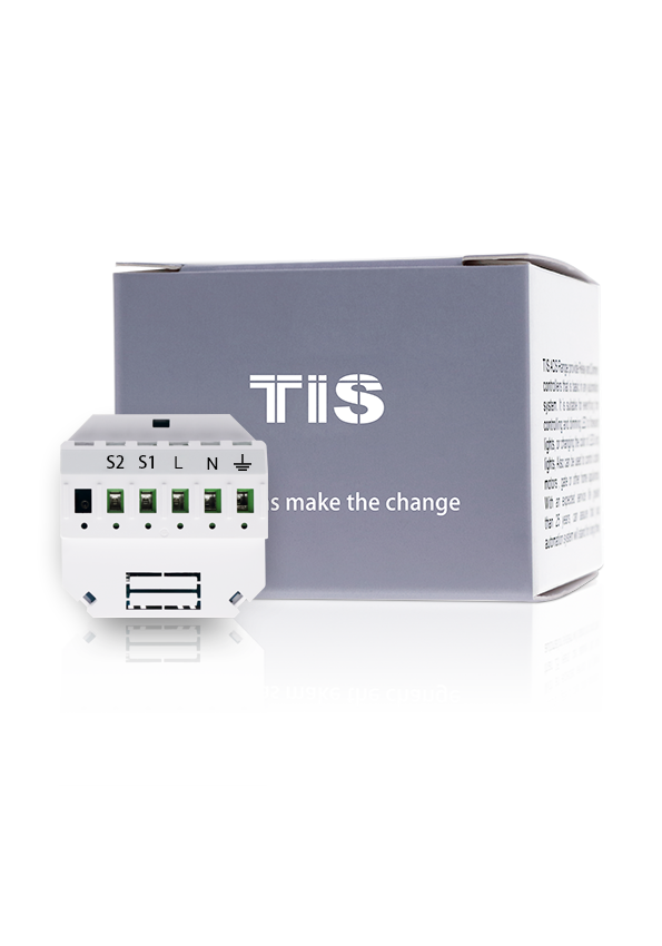 wifi switch module for lights control - TIS
