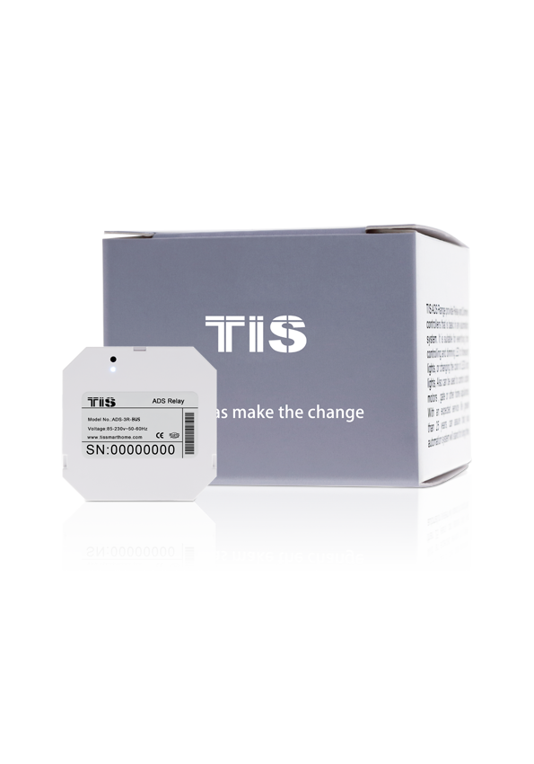 TIS Bus Relay – ADS  3 relay 2 amps