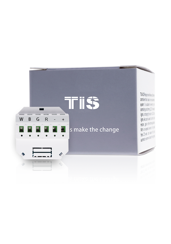 wifi switch module for curtain and motor control - TIS