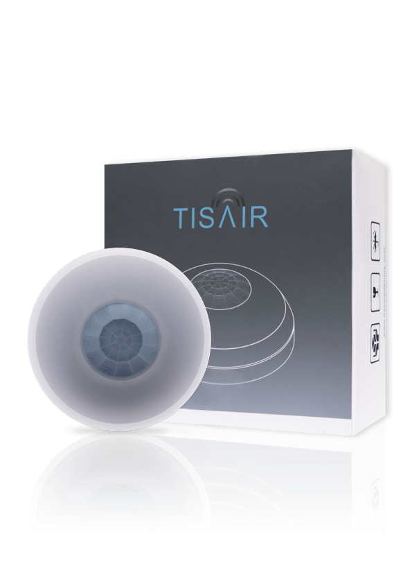 TIS Air WiFi energy servant detector