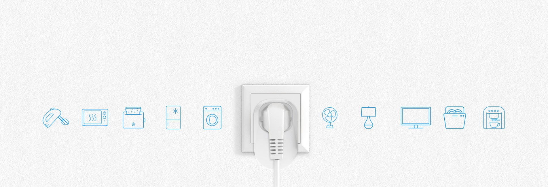 Smart socket that control all type of appliances – TIS