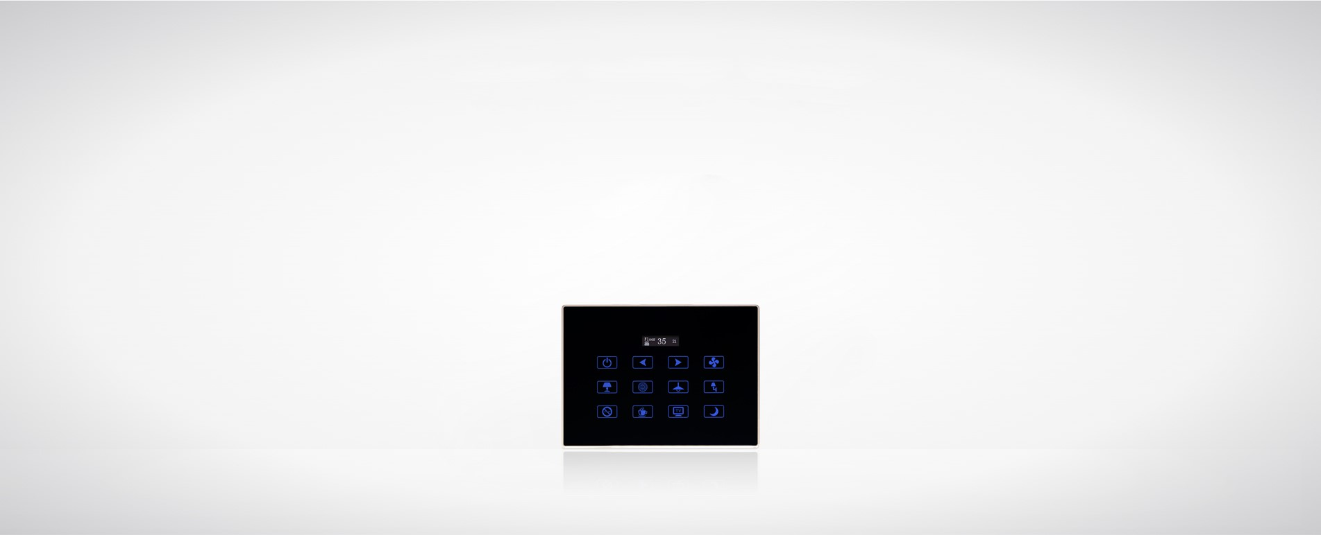Bedside, Table side touch panel from TIS Automation
