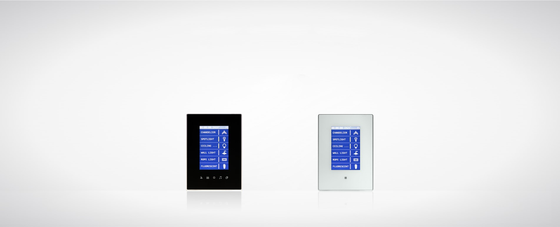 Luna TFT – touch panel by TIS smart home