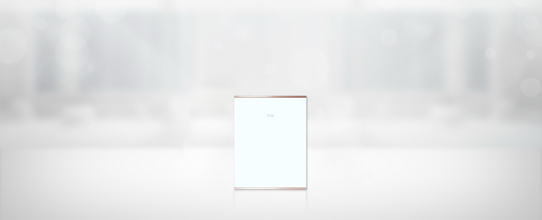 Smart glass door Electrical DISTRIBUTION BOX
