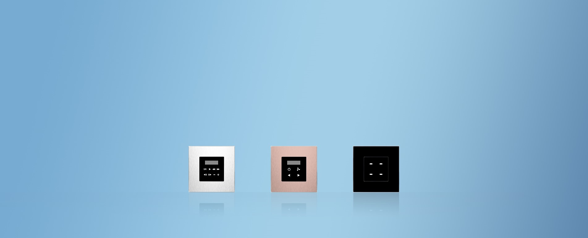 TIS Terre smart wall switch Series