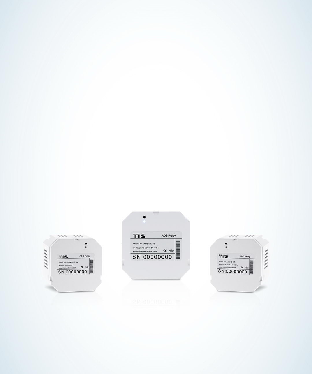 Air dimmer and switch controllers from TIS Automation
