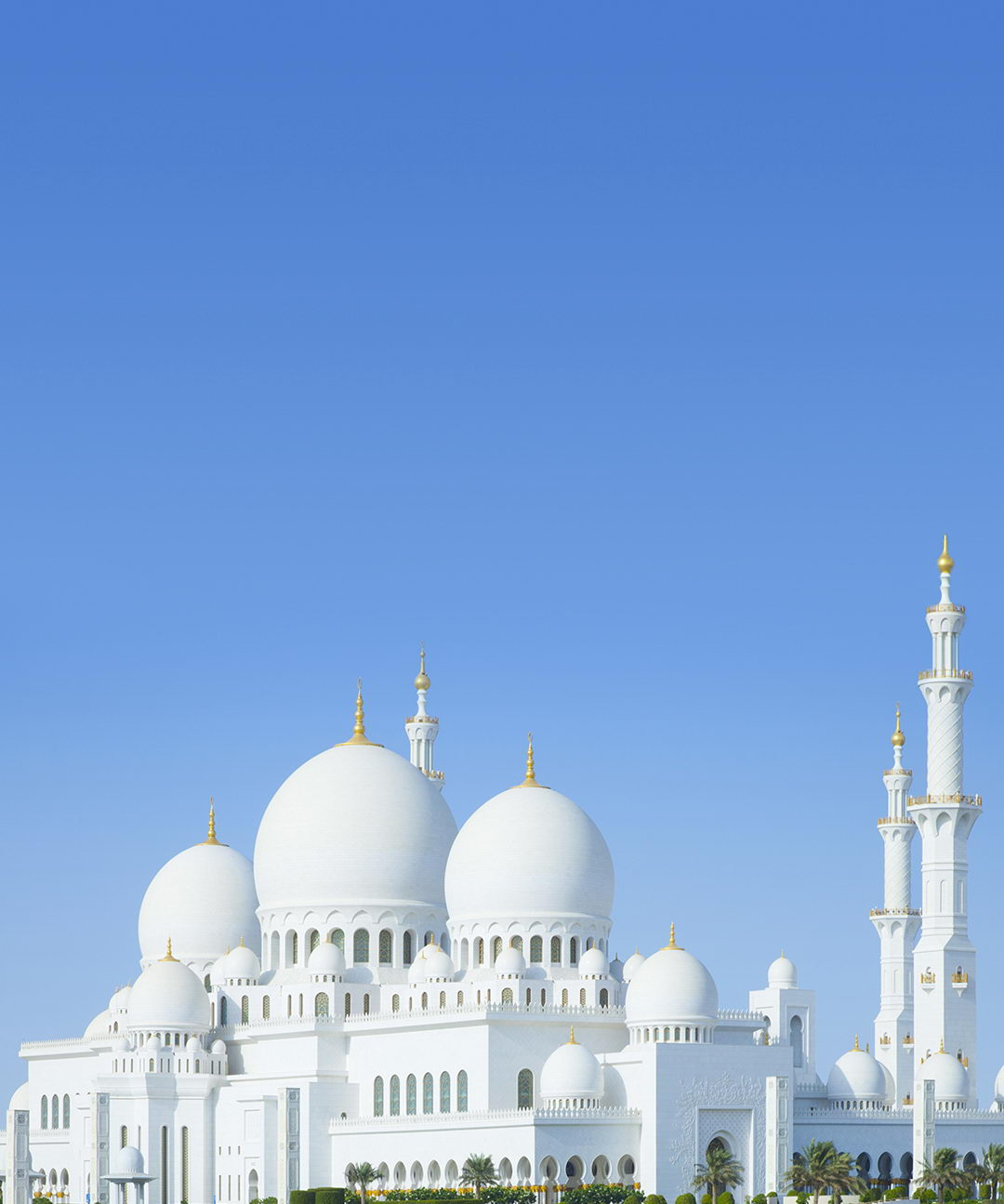 Smart mosque save energy with our TIS smart technology