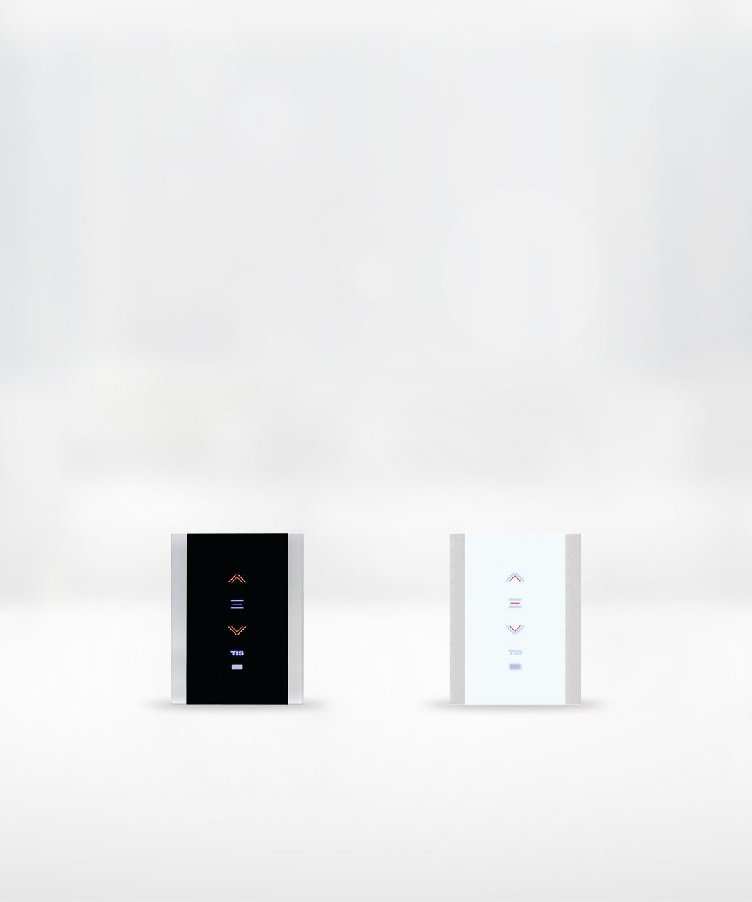Venera Dimmer – smart wifi touch panel from TIS