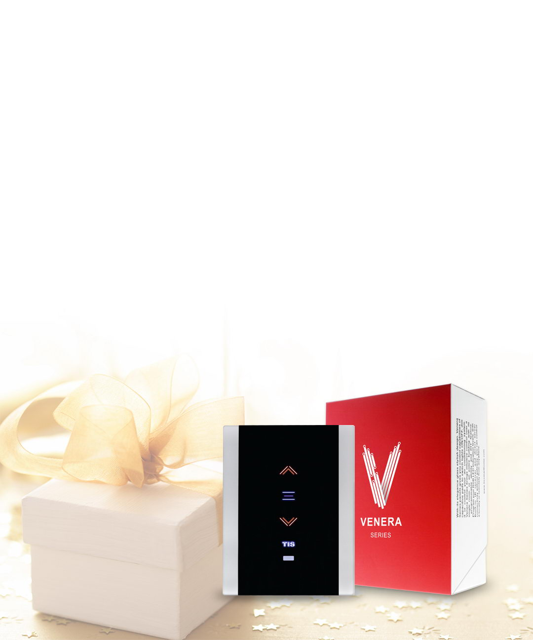 With love we introduce you Venera dimmer  - TIS