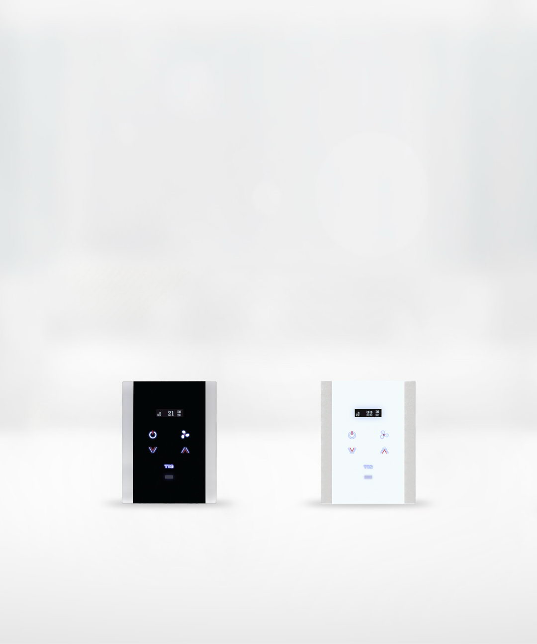 Venera Thermostat – a smart wall panel – TIS Automation
