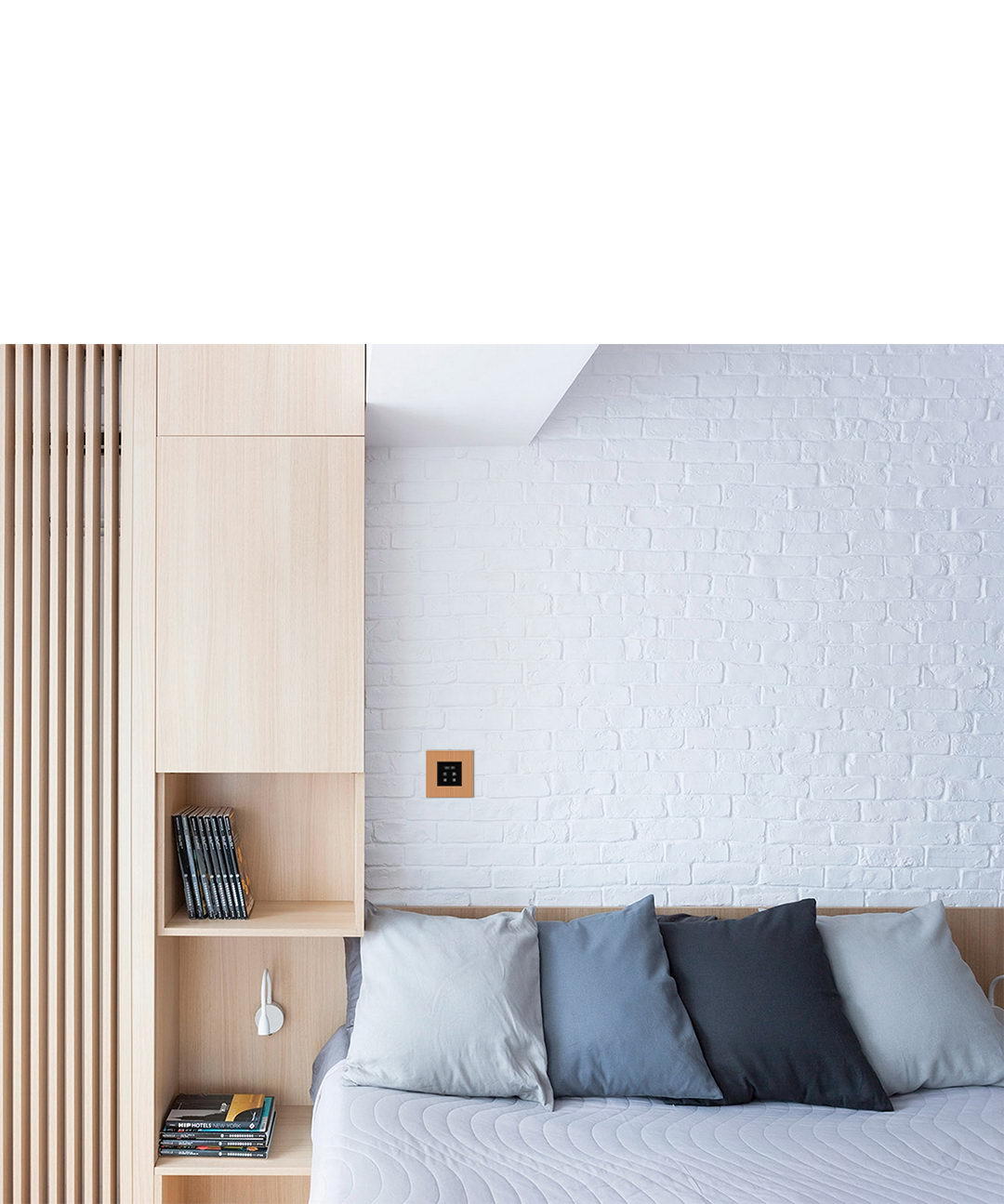 Smart wall touch panel – Terre series from TIS control